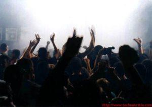 TRANSSERBIA crowd